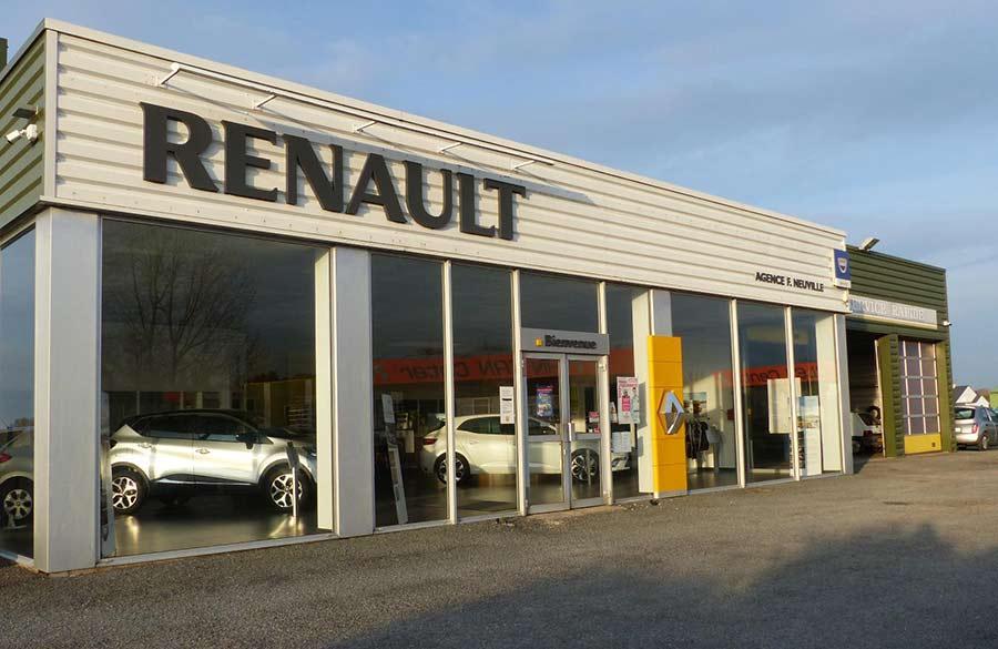 garagistes expérimentés à Blainville-sur-Mer | Garage Bonnefoy