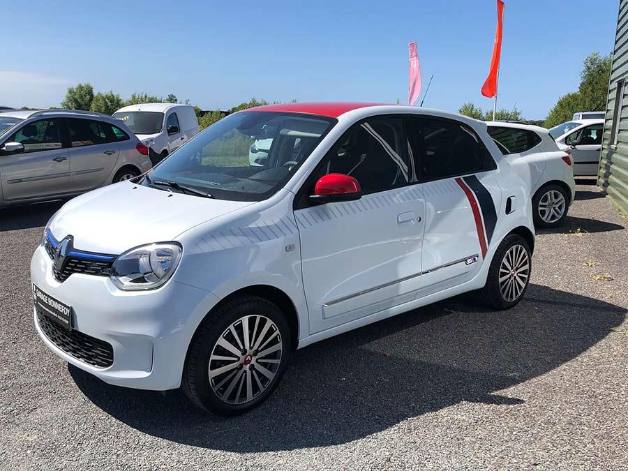 Vente de véhicules neufs et d'occasion à Blainville-sur-Mer | Garage Bonnefoy