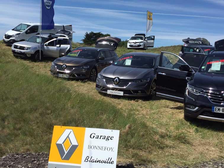 prestations de révision automobile à Blainville-sur-Mer| Garage Bonnefoy