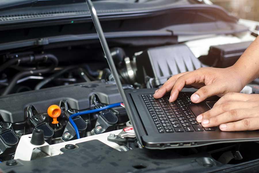 réparation et entretien de véhicule à Blainville-sur-Mer | Garage Bonnefoy